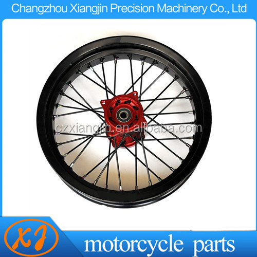 Good Service CNC Aluminum Motorcycle Rear And Front Wheel Hub From China