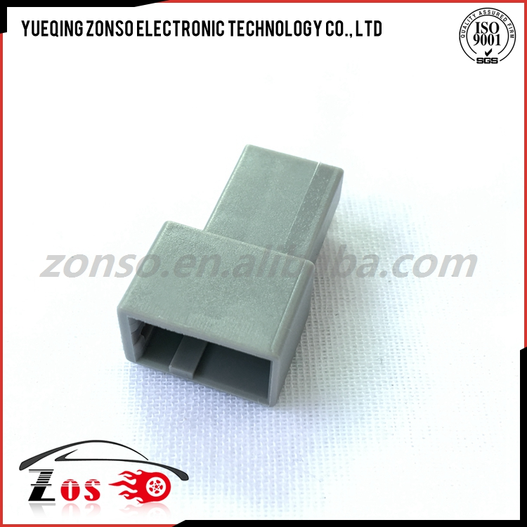 2 pin grey usb connector for car audio