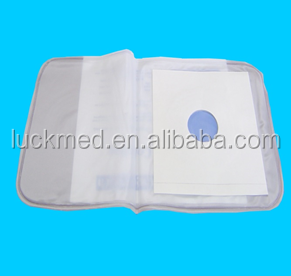 Disposable PVC Colostomy Bag