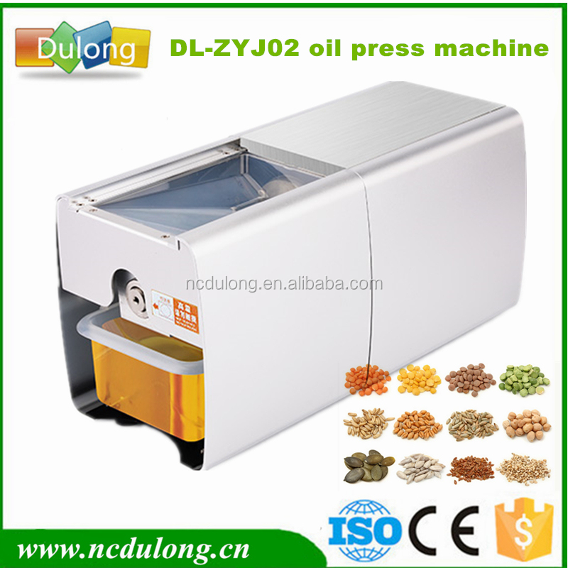 Home use small size sesame oil grinding machine /oil extraction machine/oil making machine