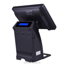 Cash register for shops aluminum housing touch pos ZQ-P1088 mid ZONERICH