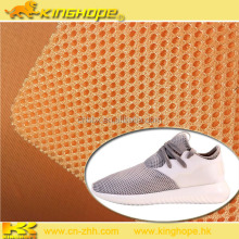 good price 3d mesh fabric polyester sports mesh fabric MAYA fabrica for shoes and car seat