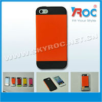 Hot Fashion lifeproof case for iphone 5 5g with TPU+PC