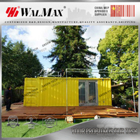 CH-WH047 hot sale ready made container house luxury in south africa