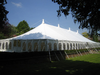 Canvas Marquee Tent by Shade Systems EA Ltd