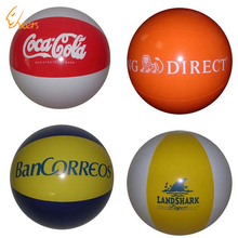 Wholesale Custom Rubber Giant PVC Inflatable big Beach Ball