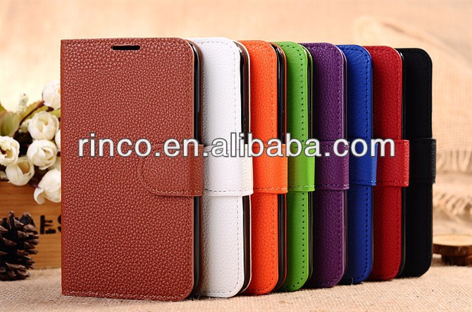Premium Stand Leather Case Cover for Samsung Galaxy Note 2 N7100 Case