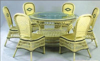 Garden/Dining/Outdoor/Indoor Use Bamboo Furniture