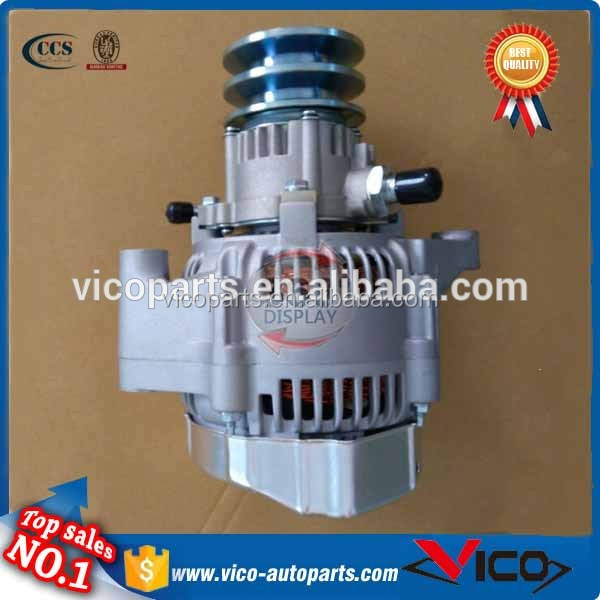 Fit To Toyota Hilux Hiace 3L 5L Diesel Engine Vacuum Pump Style Alternator 27060-54300 2706054300
