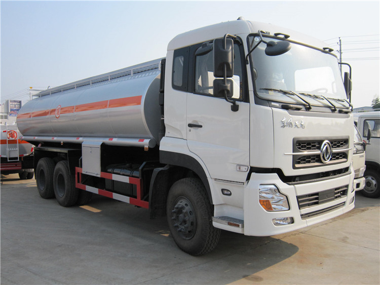 China Dongfeng 10 wheels 20,000 Liters to 25,000 liters fuel tanker prices