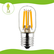 China factory Free Sample CE UL T20 Tube Light Clear led pendant light E14S Edison Bulb Filament LED Light Bulb