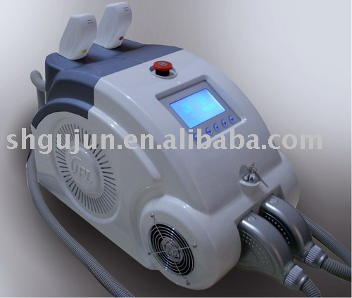 hair removal and pigmentation treatment apparatus IPL TM100