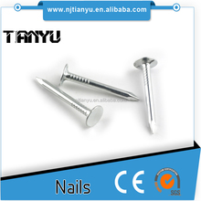 Painted Screw Shank Coil Nail Pallet plain shank roofing nails