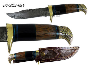 Damascus Steel Knife