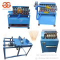 Top Quality Tooth Stick Manufacturing Wood Tooth Picks Processing Making Machine for Sale Wooden Toothpick Production Line
