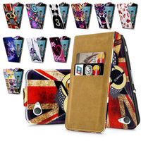 Compact High Quality Print Flip PU Leather Case Cover,Mobile Phone Case For Sony Xperia Z1
