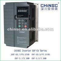 3.7kw 380v water pump used frequency converter 60hz 50hz