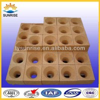 Sunrise heat resistance refractory brick for heating furnace refractory brick price