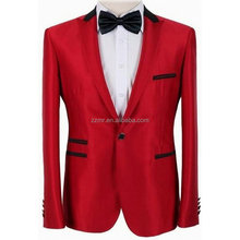 New Fashion Pant Coat Design men's wedding suits in TR polyester/viscose Material Made in China