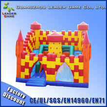 Perfect theme on bouncer inflatable castillos hinchables with high quality