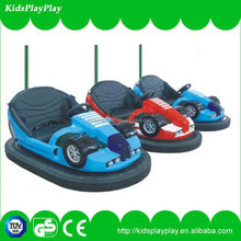eco-friendly bumper cars with track