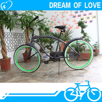 26 size cool beach cruiser bike chopper bicycle for men made in china