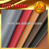 flocking leather raw material for shoes textile and leather products from China supplier