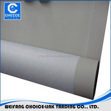 Exposed Double Color Reinforced PVC Waterproofing Sheet/Membrane