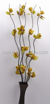 150CM Hot Sale Decorative Dried Artificial Flowers