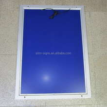 Acrylic crystal A1 A2 A3 A4 screen printing light box