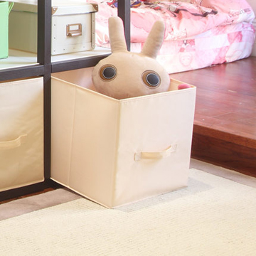 Nurseries offices closets home cube organizers Foldable Cube Storage Bin