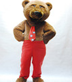 Hola new style bear costume/bear mascot costume for adults
