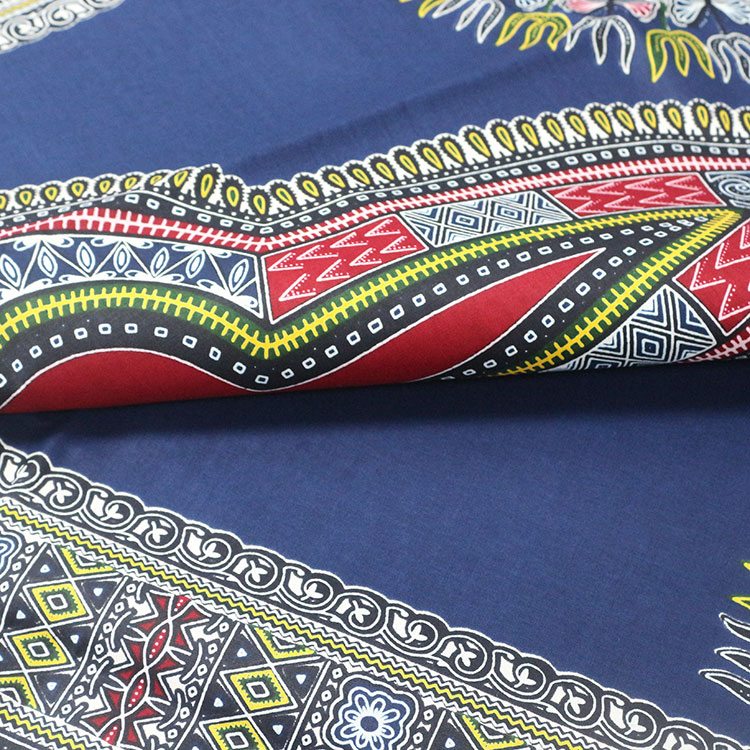 wholesale african ankara fabric of 507811 white