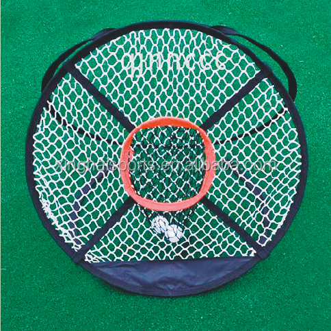 "24"" portable golf chipping net"