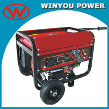 2kw gasoline generator with wheel kits