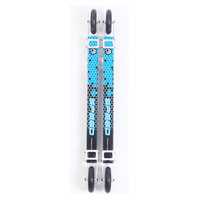 fiber glass Skate nordic roller ski skiroller roller skis for beginners