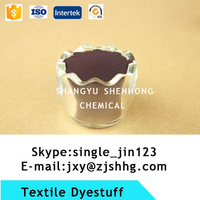 Disperse Orange TWS 200% disperse dyes for polyester fabric dyeing