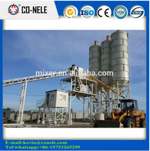 ready mixed concrete batching plant with big capacity