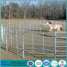 Galvanized Corral Pasture Horse Feeding Fencing Panel