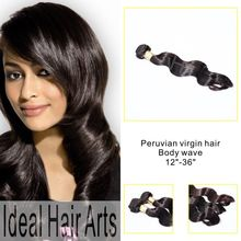 Different types hot selling human hair weave 28 inch hair extensions
