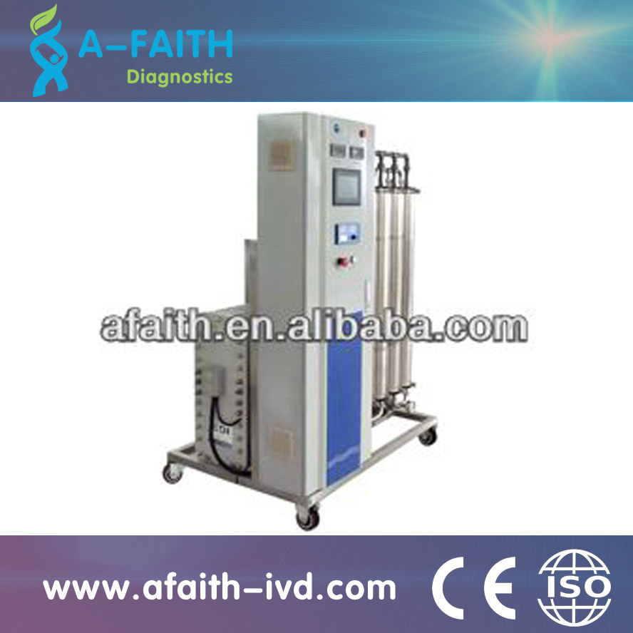 Pure Water Equipment with RO&EDI for Medical Test & immunoassay analyzer and Biochemistry Analyzer