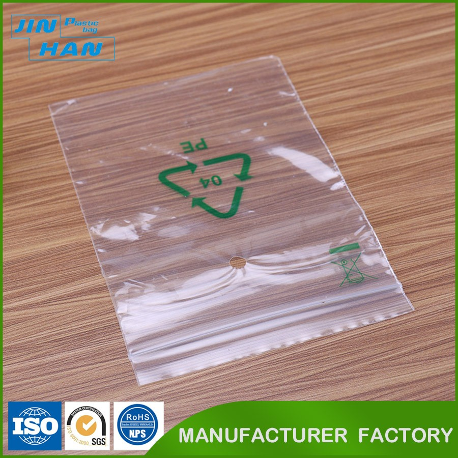 Waterproof LDPE Printed Green A3 Plastic Bags