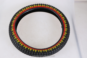 Factory price new style rubber tube bicycle tire with good quality