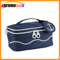 Navy bule Cosmetic Case make up for life cosmetics