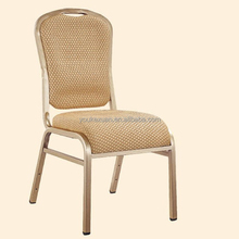 Tubular hall Iron steel banquet chair