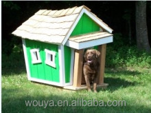 wood dog house animal house garden animal house