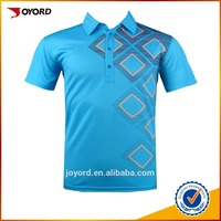 high quality moisture wicking breathable dry fit polo shirt golf wear