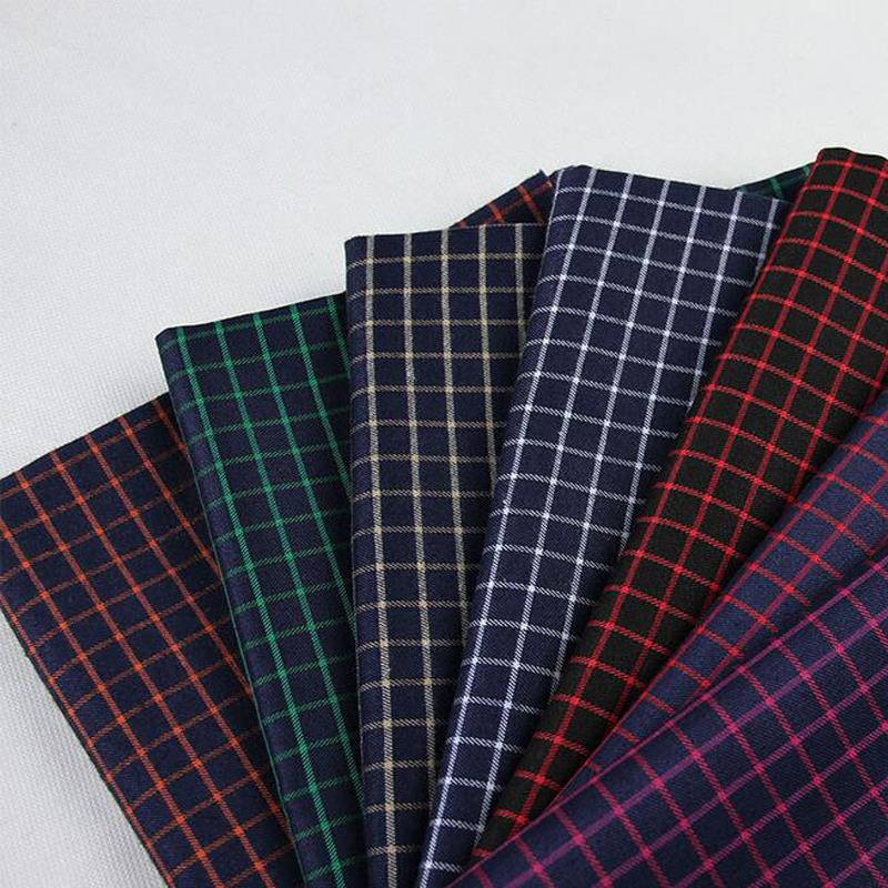 plain weaving dyed 90/10 polyester cotton TC fabric for lining T-shirt and pants