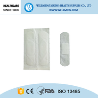 Sterile Medicated Adhensive Wound Wrap Bandage