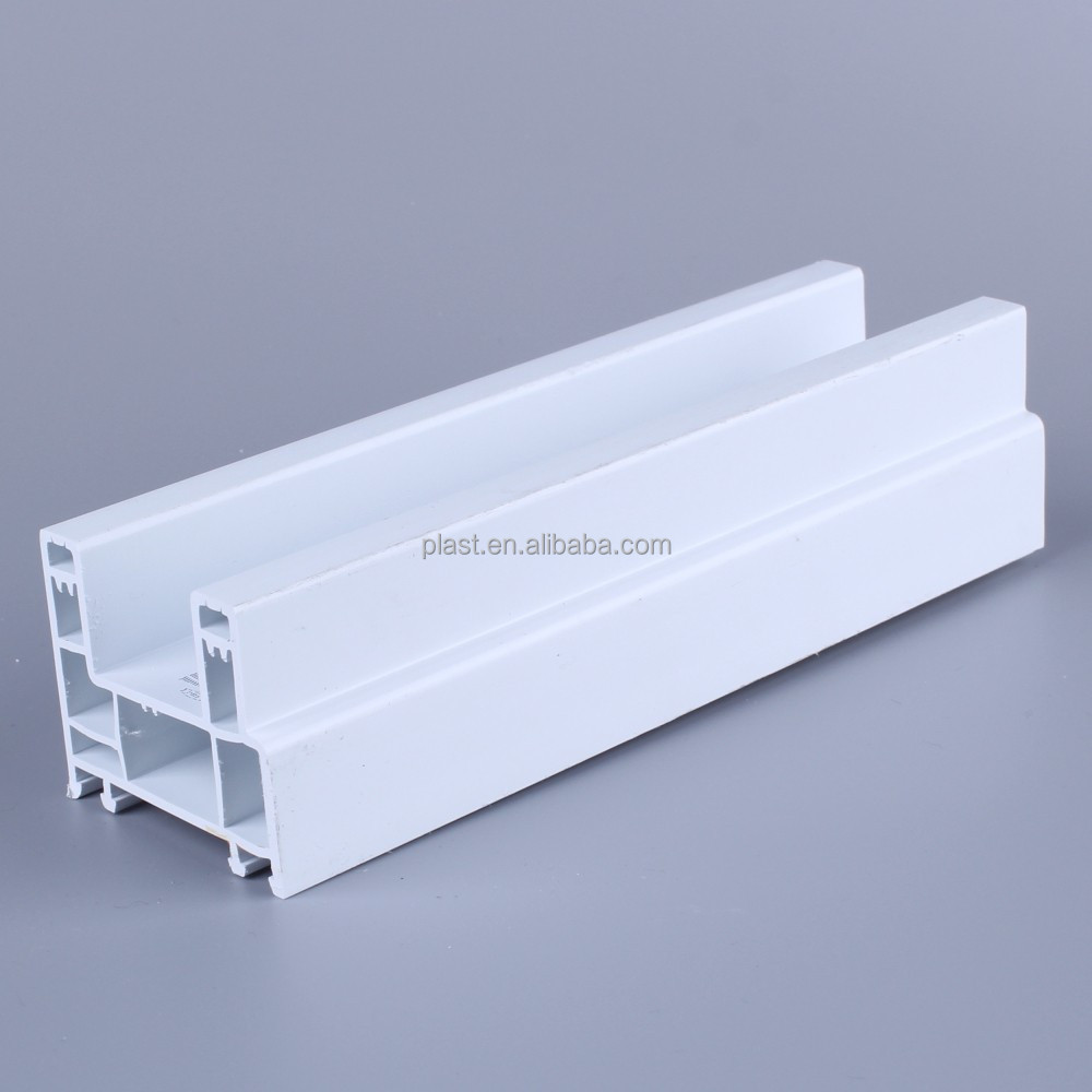 Huazhijie customized UPVC profile for door and window